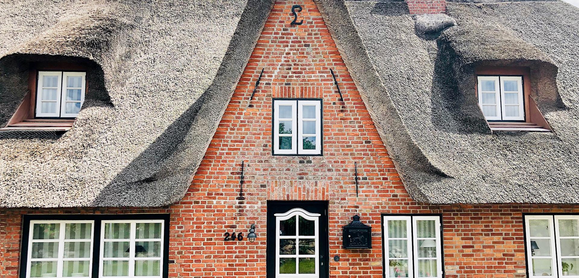 Charmantes Haus Urlaub Ferien Reethüs 1638