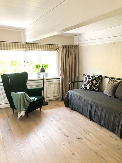 Viertes Schlafzimmer Freiraum 8 Personen Daybed