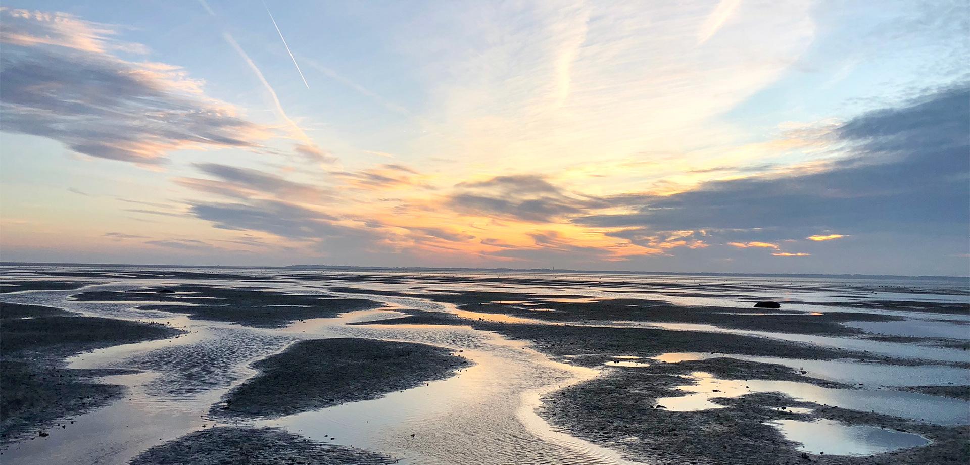 Föhr Insel Träume Watt und Meer